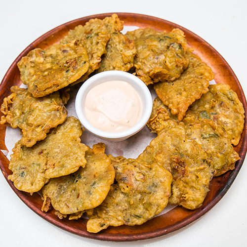 Fritters Galore